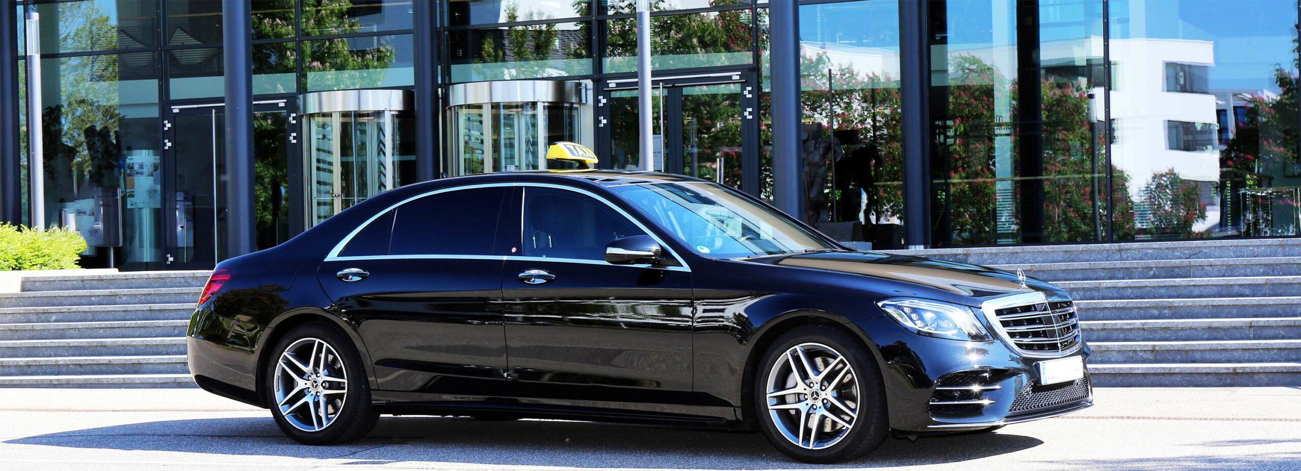 Taxiservice Heilbronn Luxus
